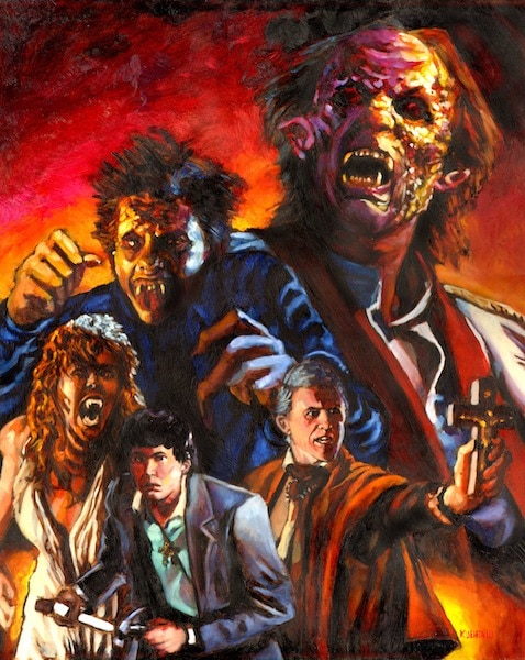 Fright Night Fan Art