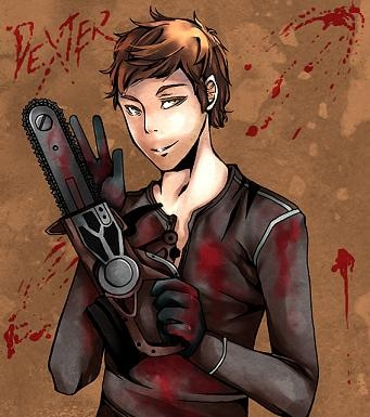 31 Deadly Samples of Dexter Fan Art