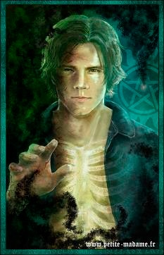 42 Superb Supernatural Fan Art