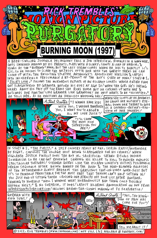 Motion Picture Purgatory: The Burning Moon