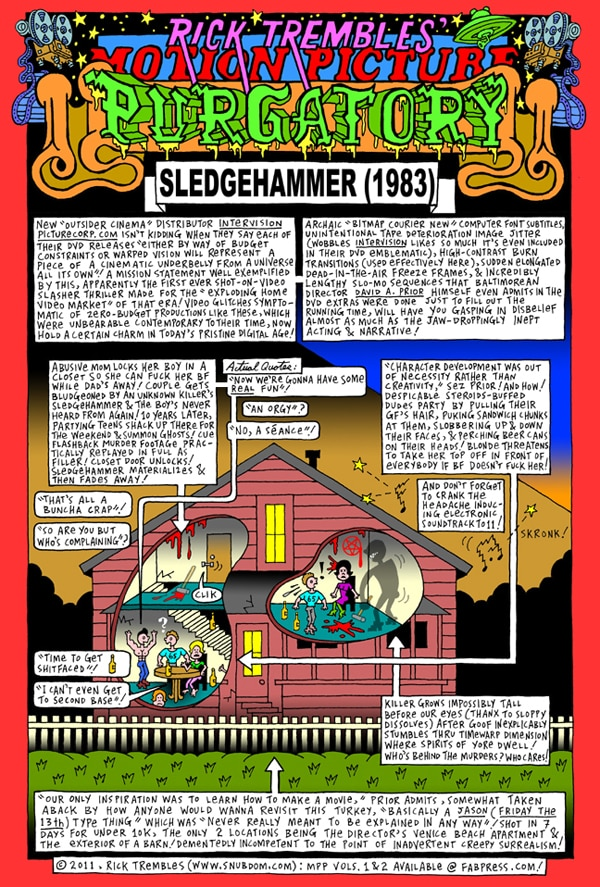 Rick Trembles' Sledgehammer review