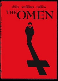The Omen comes to DVD October 17th