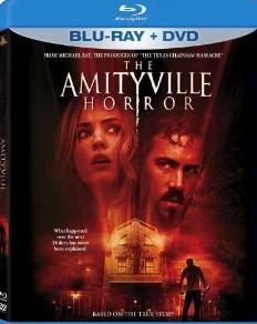 The Amityville Horror on Blu-ray DVD