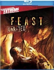 Feast on Blu-ray DVD