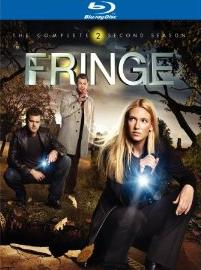 Fringe: The Complete Second Season on DVD