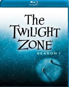 The Twilight Zone: Season 1 on Blu-ray DVD