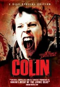 Colin on DVD