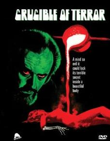 Crucible of Terror (1971) on DVD