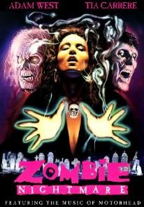 Zombie Nightmare (1986) on DVD