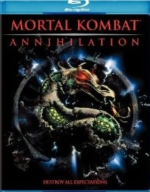 Mortal Kombat: Annihilation (1997) on DVD