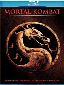 Mortal Kombat (1995) on DVD