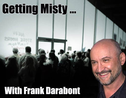 Interview with Frank Darabont.