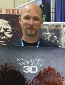 Todd Farmer talks My Bloody Valentine 3-D (click for larger image)