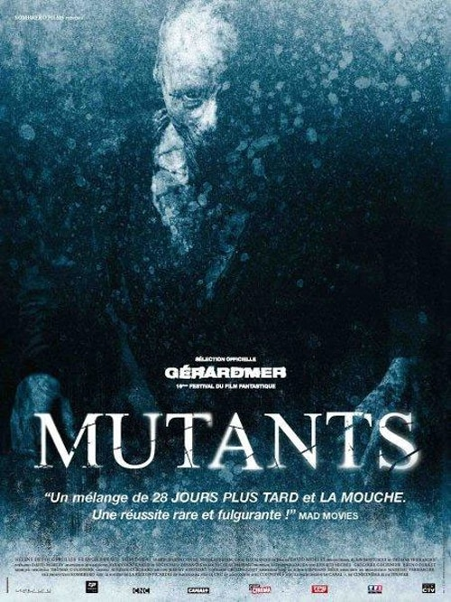 Mutants One-Sheet
