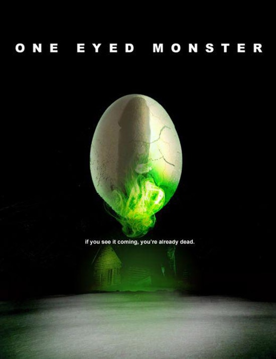 Hilarious One Eyed Monster Poster Gallery