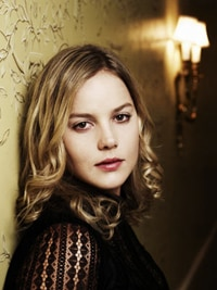Abbie Cornish Next to Enter The Dark Fields