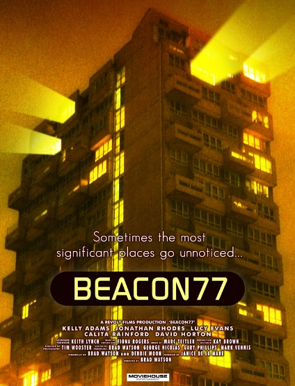 Ghosts Go Online in the UK's Beacon 77