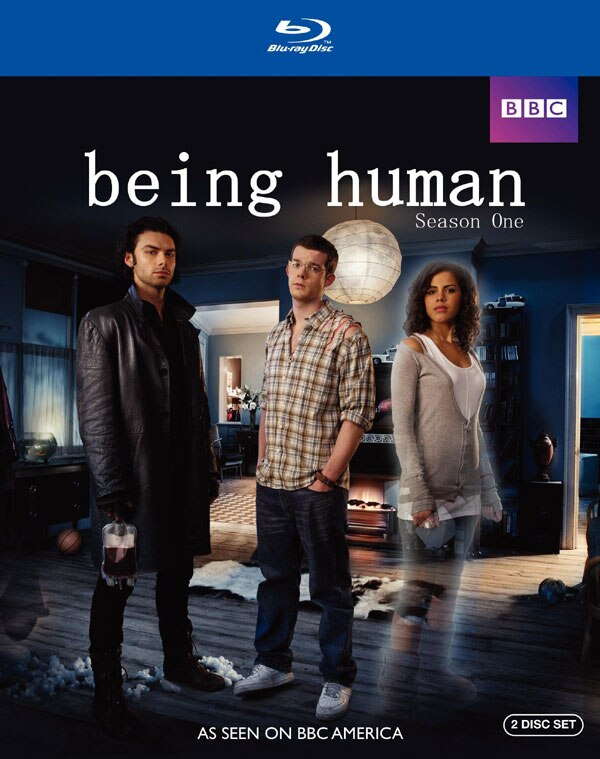 The BBC's Being Human Comes Home to Blu-ray and DVD