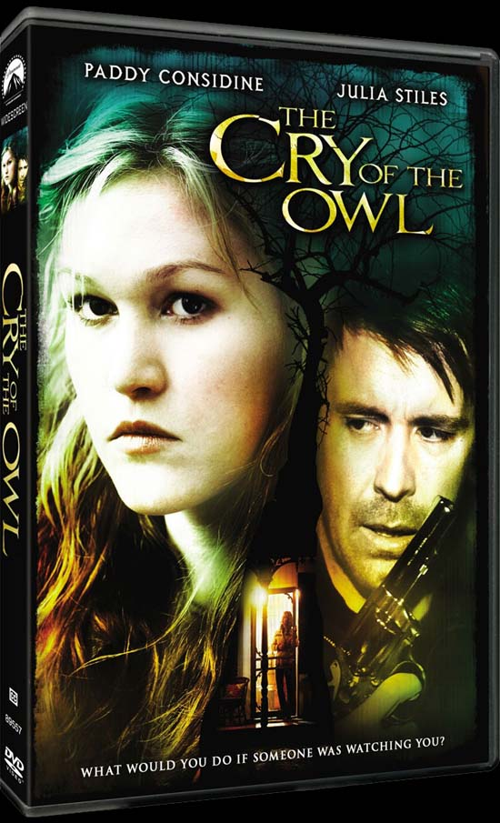 The Cry of the Owl Hitting DVD on June 6th from Paramount