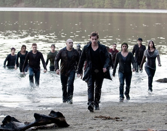 New Stills from The Twilight Saga: Eclipse