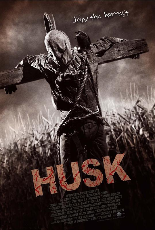 After Dark Originals: Husk Sales Art
