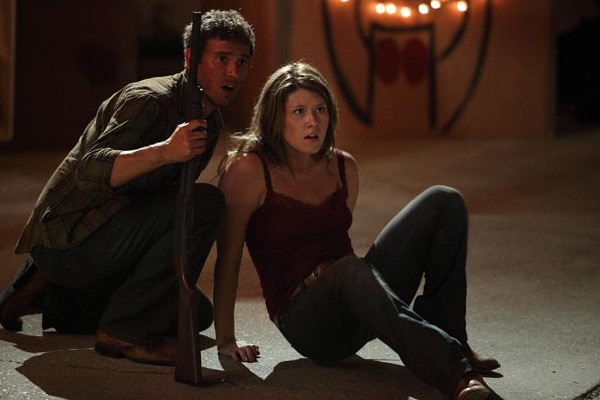Mothman Q&A With Stars Jewel Staite and Connor Fox