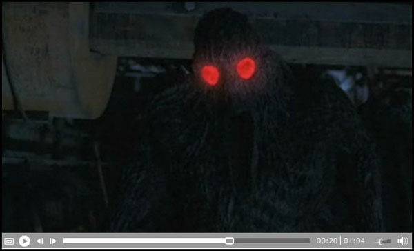 Syfy's Mothman Spreads Its Wings in New Clip