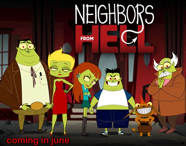 Neighbors from Hell xD Neighborsfromhell