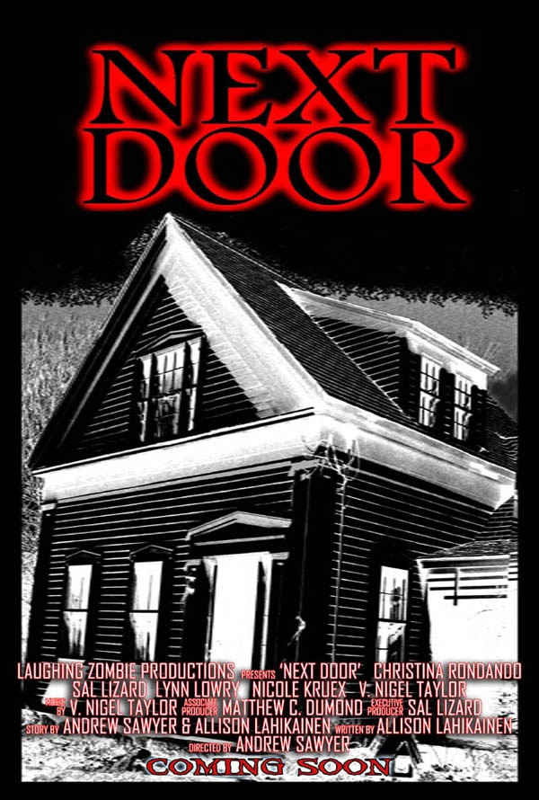 Horror Comes From Next Door