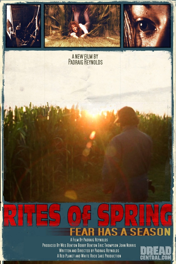 Casting News and Some Early Artwork/Photos from Rites of Spring