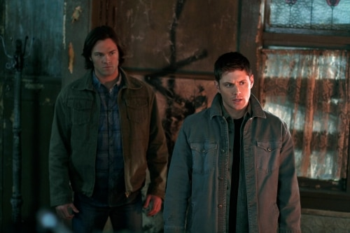 Supernatural Season 5 Ep. 20 Photos - The Devil You Know