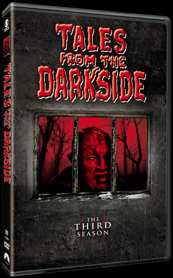 Tales from the Darkside Season Three Haunting DVD in a Couple of Weeks