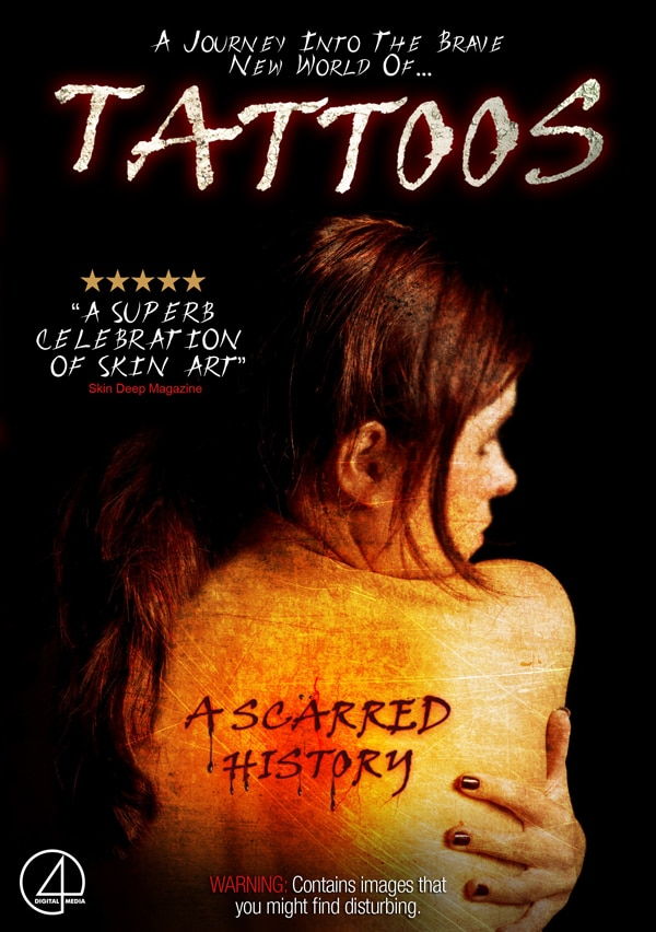 UK Readers - Win a Copy of Tattoos: A Scarred History on DVD