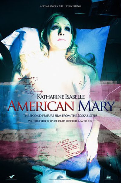 American Mary Nabs a New One-Sheet