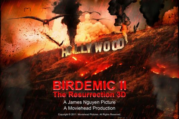 Birdemic II: The Resurrection Starts Rolling in February?