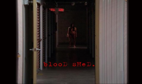 Horror Is Put into Storage in the Blood Shed