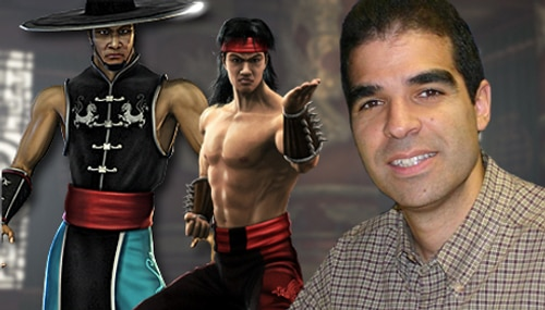 Exclusive Video Interview: Mortal Kombat Co-Creator Ed Boon talks Mortal Kombat: Legacy Web Series & the New Mortal Kombat Game
