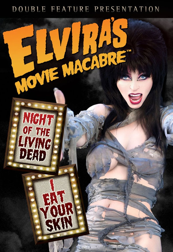 Elvira's Movie Macabre Come Home Via eOne Entertainment