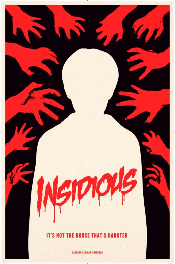 UK Readers: Enter to Win one of These Creepy Insidious Posters!