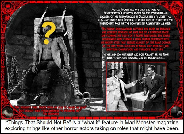 Mad Monster Magazine is ALIVE!