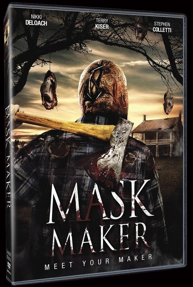 Mask Maker on DVD