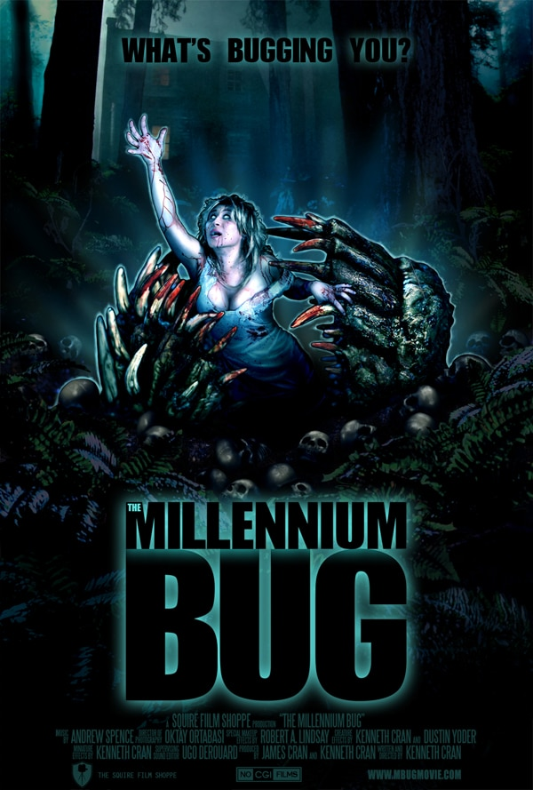 First Look - Official One-Sheet for The Millennium Bug