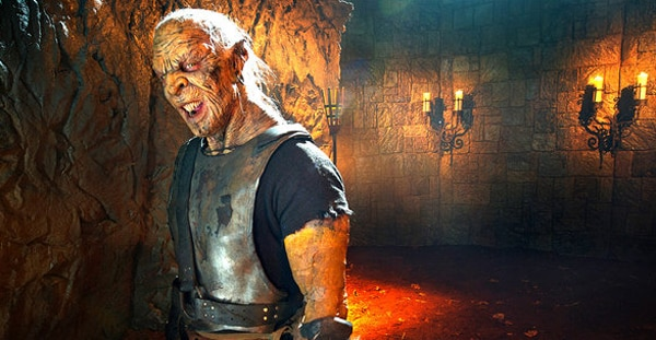 Mortal Kombat: Legacy - First Look at Baraka
