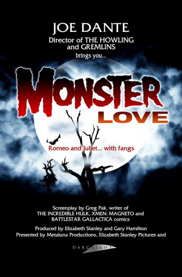 Sales Art Debut - Joe Dante's Monster Love