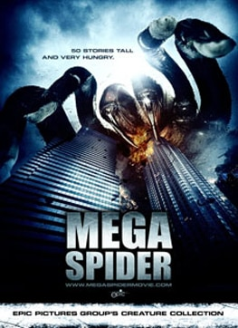 Along Came a Mega Spider