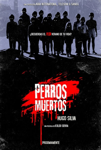Trailer and One-Sheet for Perros Muertos Shamble Online