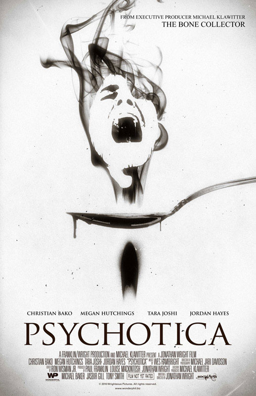 One-Sheet and Trailer Debut - Psychotica (Nostrum)