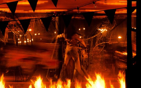 Pyramid Head is Red Hot in Latest Silent Hill: Revelation Imagery