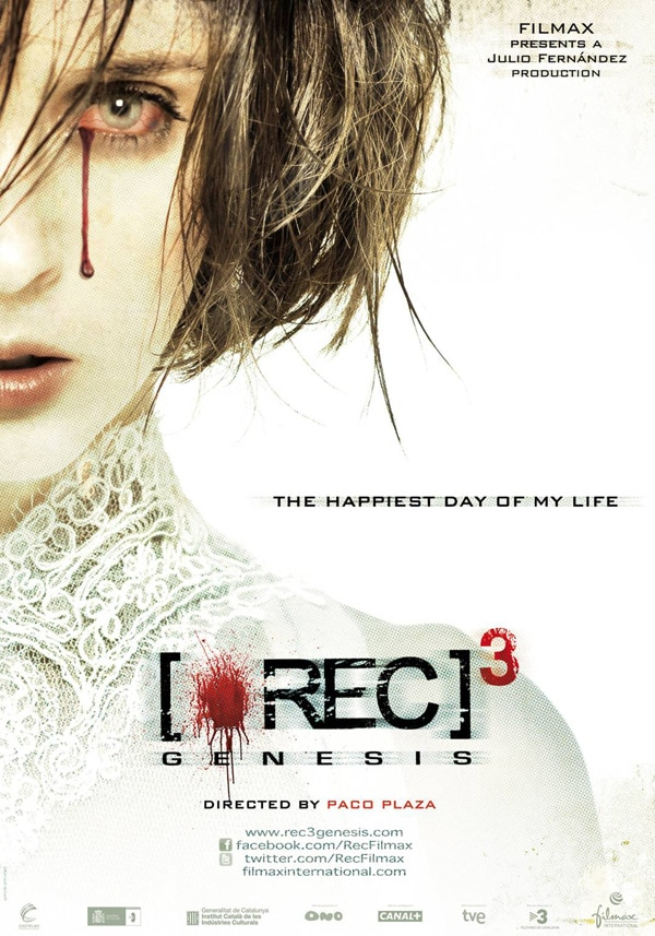 Official Synopses Appear for [REC] 3: Genesis and [REC] 4: Apocalypse