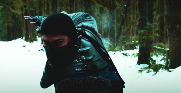 Mortal Kombat: Legacy - First Look at Sub-Zero